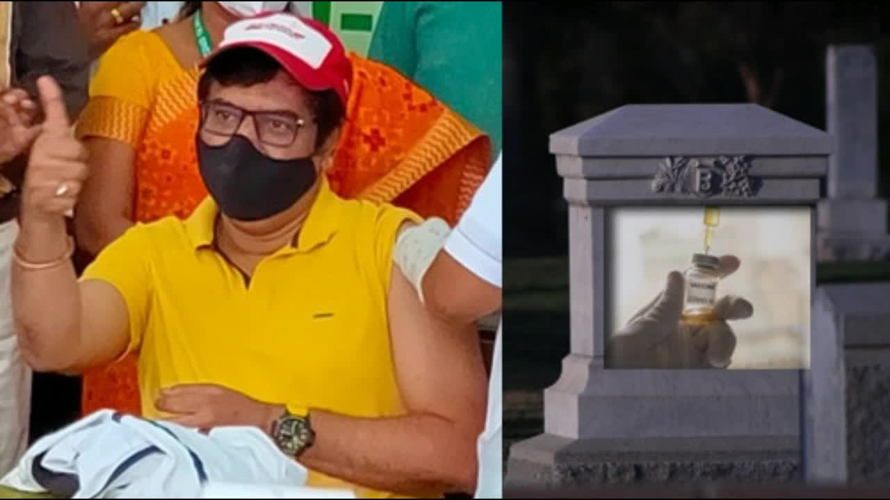 """""""Health Amb Gets COVID Vaccine Live On TV To Show Everyone How Safe It Is – Dies 2 Days Later"""""""