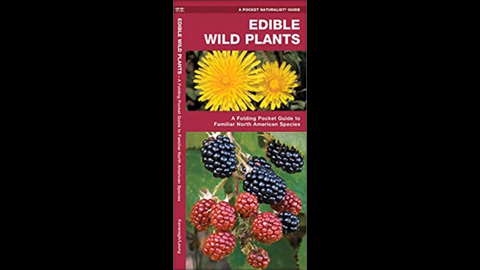 Edible Wild Plants - Books to Study!