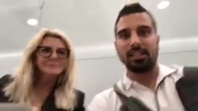 London airport sucks up to Muslims, hates whites