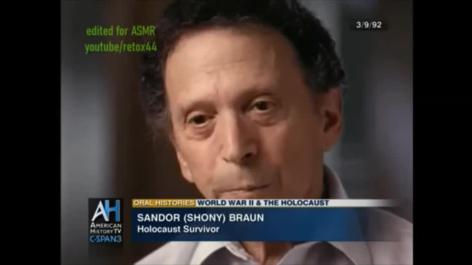 Mengele directed Jews to the gas chamber with a conductors baton