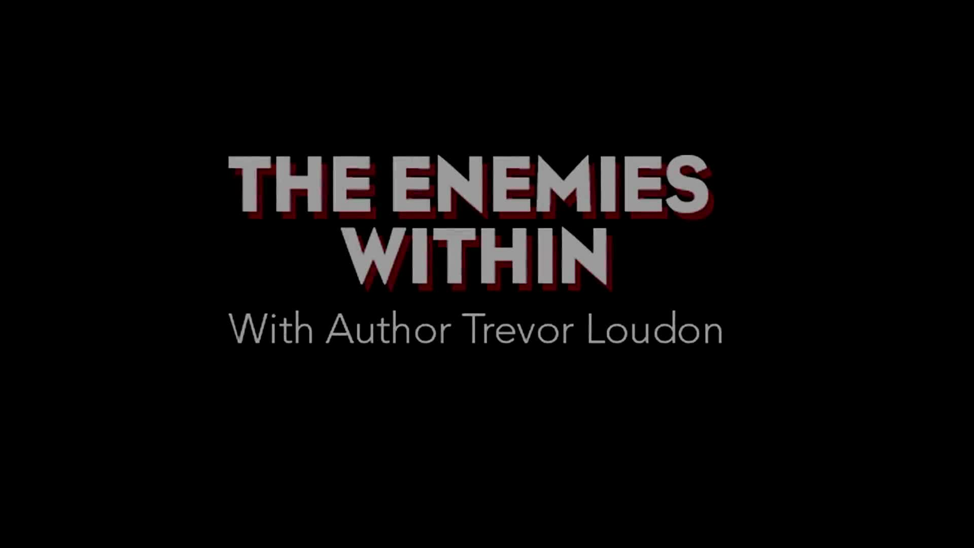 The Enemies Within (2016) (FULL MOVIE)