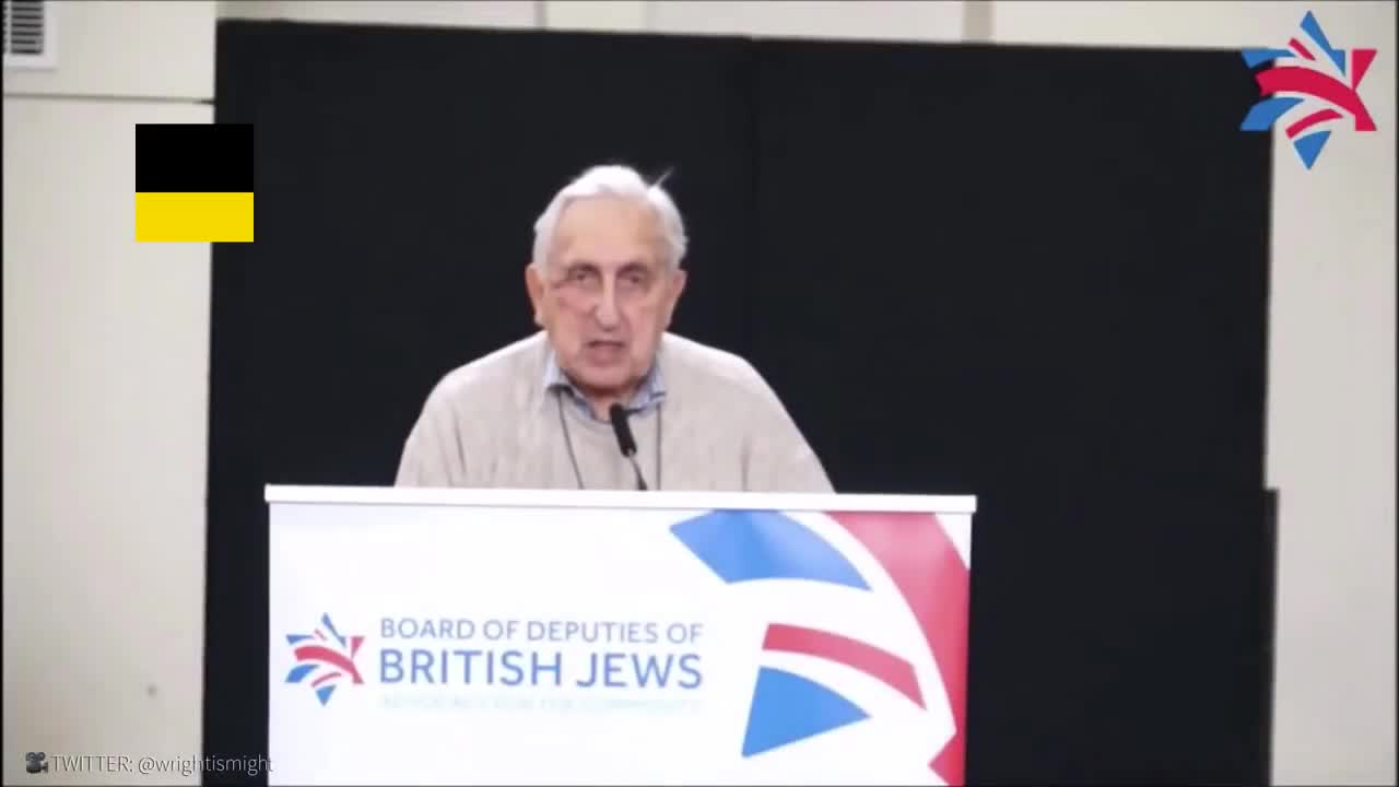 Former President of the Board of Deputies of British Jews Calls for Jeremy Corbyn to be Sacrificed!