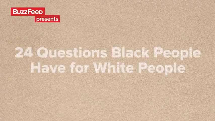 """Moon Man Answers 24 Questions Black """"People """" Have For White  People"""