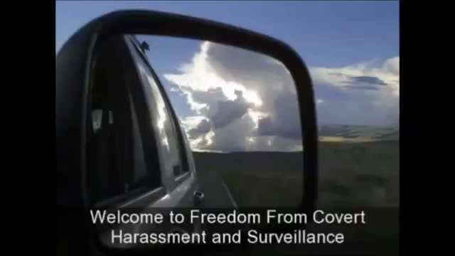 GANGSTALKING, DIRECTED ENERGY WEAPONS AND STATE TERRORISM