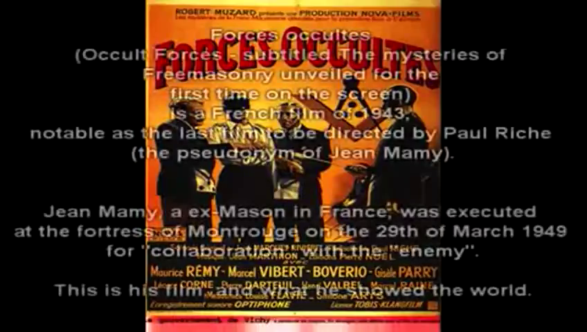 Occult Forces (1943)