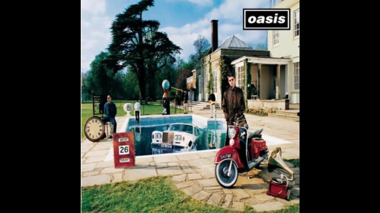 Oasis - My Big Mouth