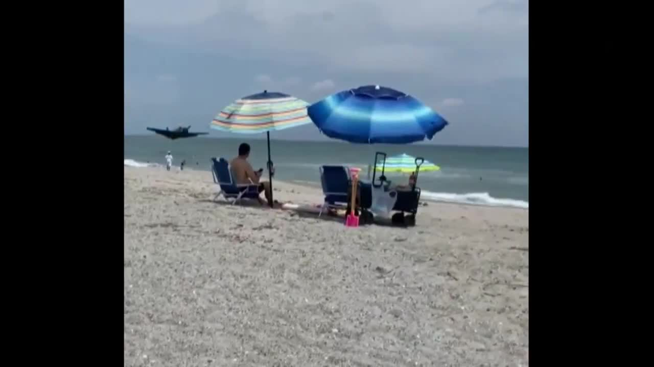 Crash I like. G-CEVS nearly crashed into the CCTV bus unsafe fly reported