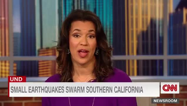 More than 600 small earthquakes recorded in Southern California