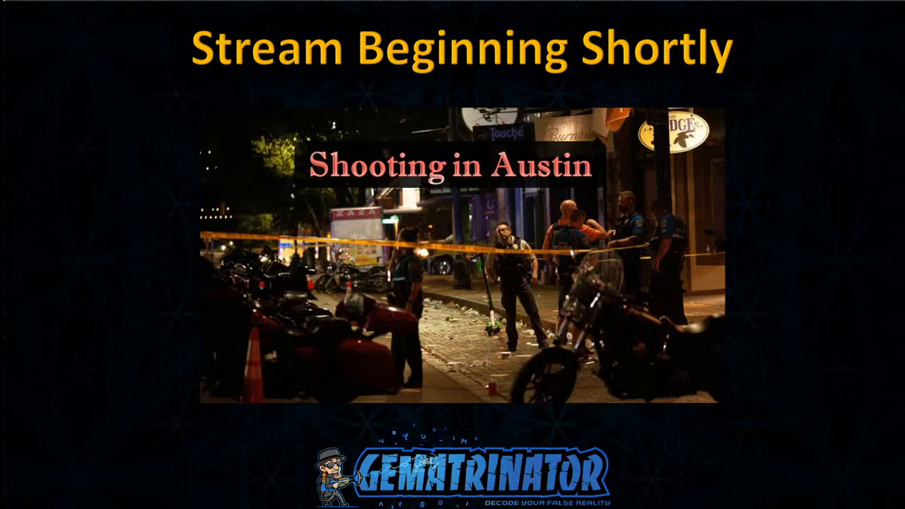 Shooting in Austin Texas (Hoax to Confiscate guns) - Jesuit Eclipse Tribute