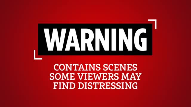 Riot police attacked at scene where man shot & stabbed in Brixton