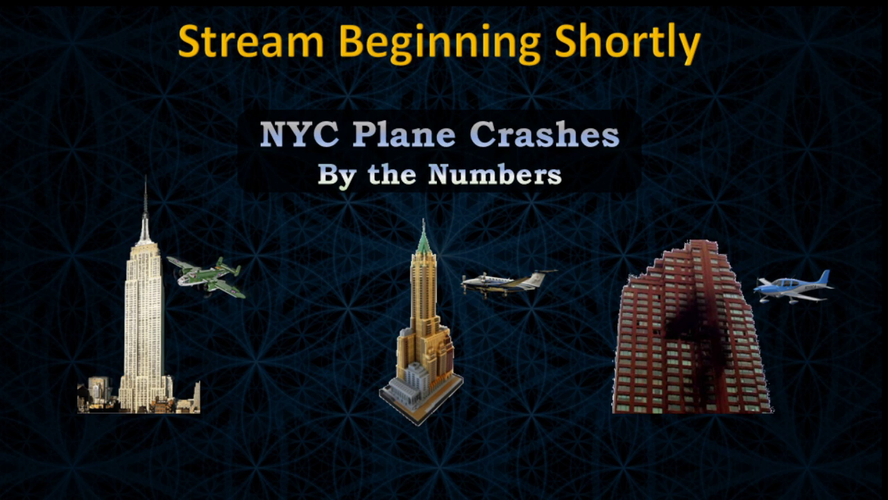 A History of Plane Crashes in NYC - By the Numbers