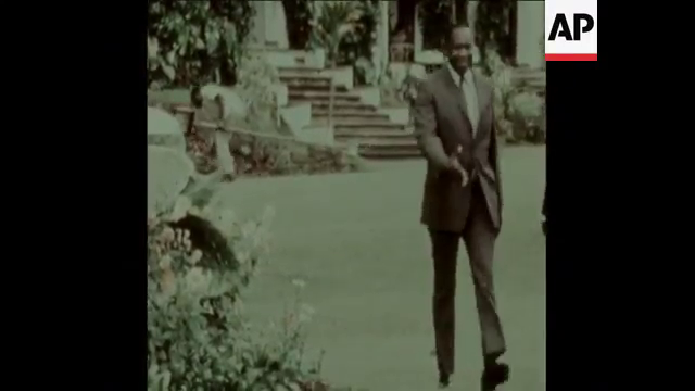 Interview with Idi Amin on his Move to Oust the British from Uganda (19th of December 1972)