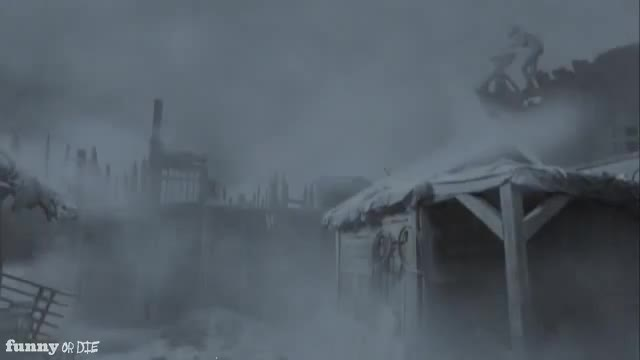 Peter and the Wolf (2007 Short Film)