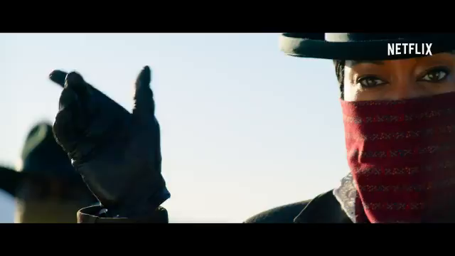 We wuz cowboys 'n' shieeet  More anti-White cancer from Netflix
