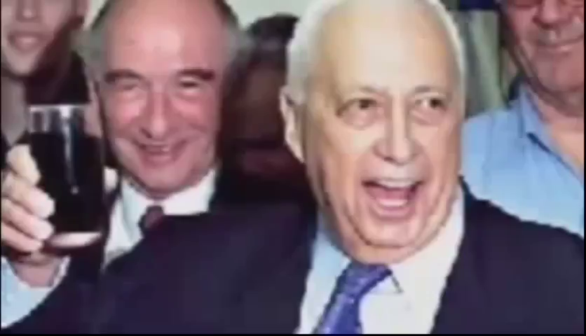 Oded yinon Plan -The plan for Greater Israel