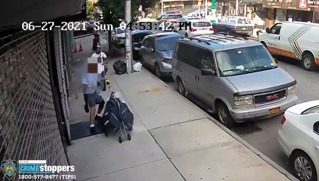 #NYC Postal Worker Attacked
