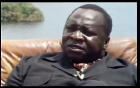 """IDI AMIN SPEAKING - 2nd """"Based """" Blackman in half an hour what's going on??"""