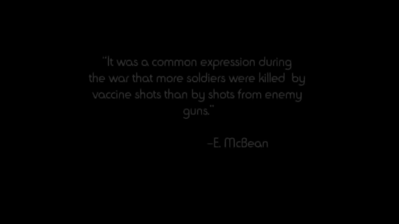 Vaccines And The Spanish Flu By 7th Day Truth Seeker