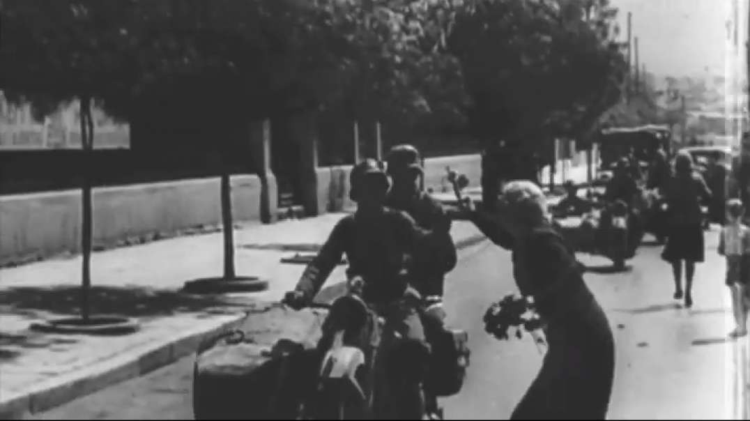 The liberation of British-occupied Greece (1941)