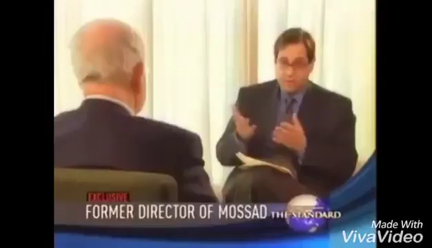 """Former Director of Mossad: """"Only israel and Jewish people benefited from 9/11"""""""