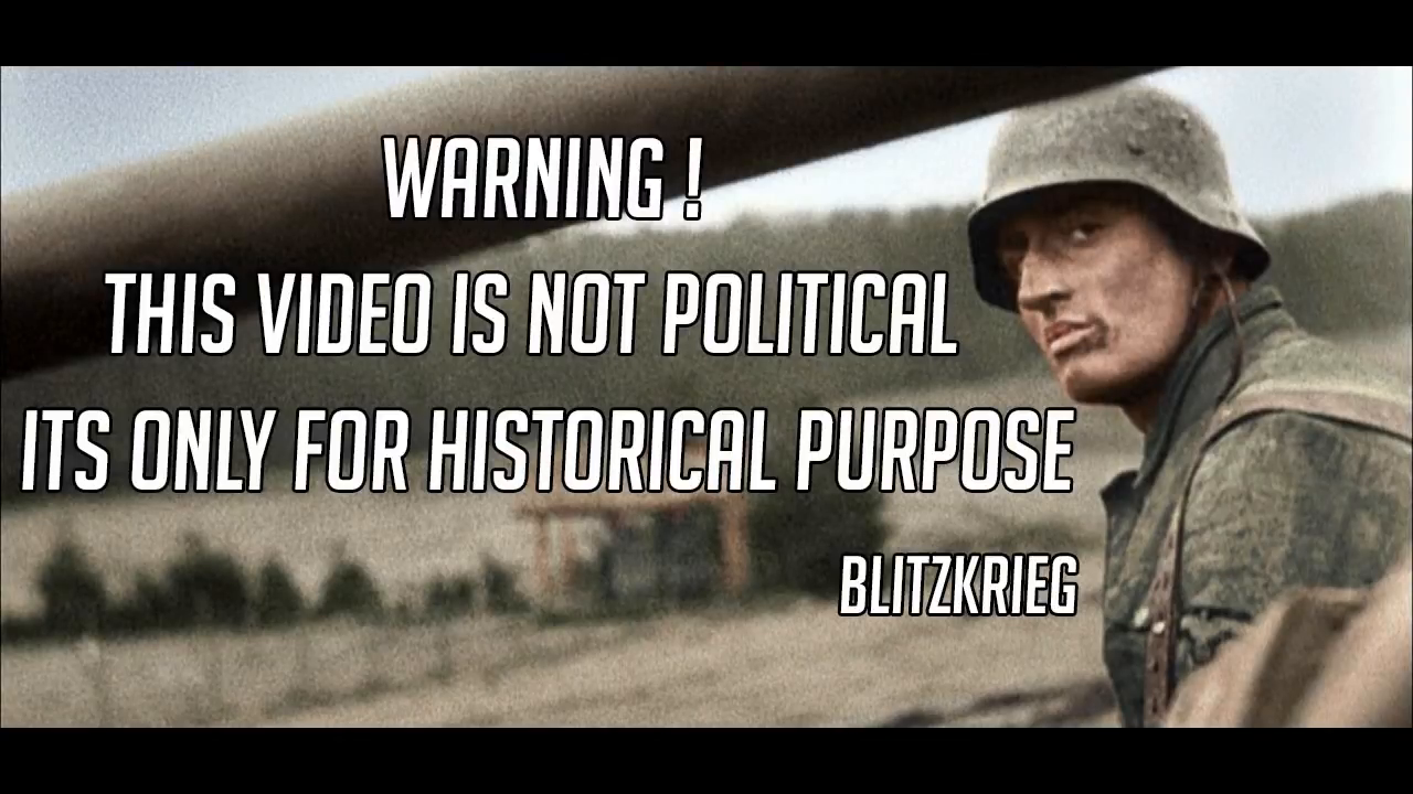 Wehrmacht Parade [HD Colour]