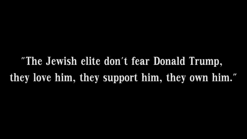 Trump (((donors)))