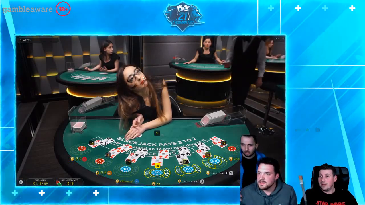 """Double-vaccinated online casino worker has """"cerebral event"""" on livestream"""