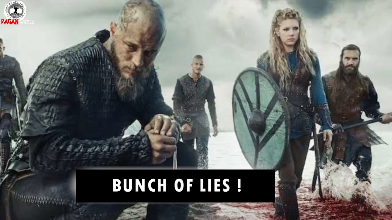 Were being lied to about the Vikings! Truth is TOTALLY different!
