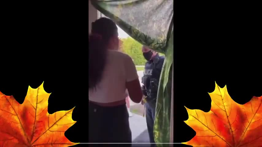 South Simcoe Ontario Police get Thrown Out of Business for Unlawful Entry (June 1st 2021)