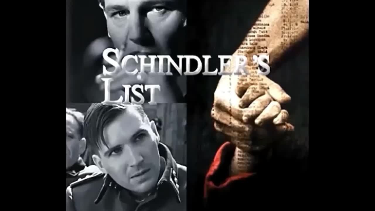 The Truth About The Movie Schindler's List