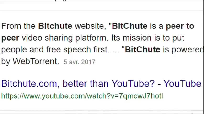 Bitchute and the 77th Brigade British Army formation