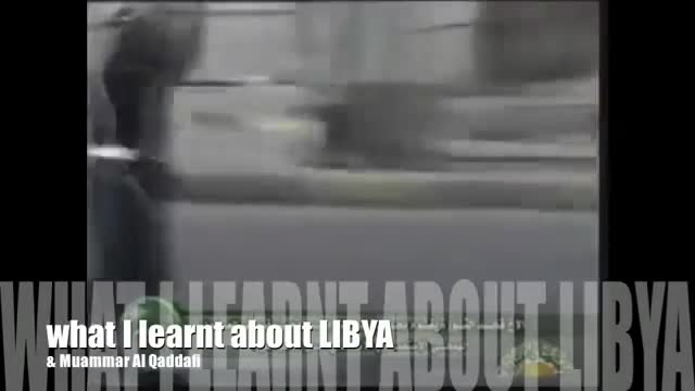 Muammar gaddafi  The One. Here compilation of his past in a Drum and Bass 2#Infusion in minds