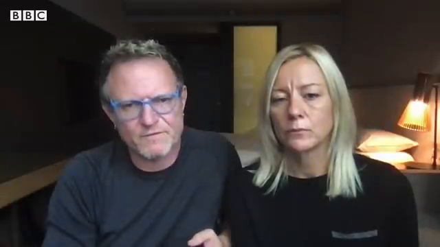 Australian state bars US couple from seeing dying father