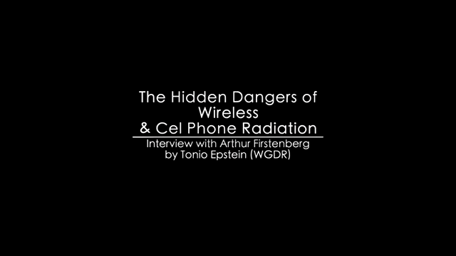 """Arthur Firstenberg - """"The Invisible Rainbow"""" - The Hidden Dangers of Wireless & Cell Phone Radiation"""