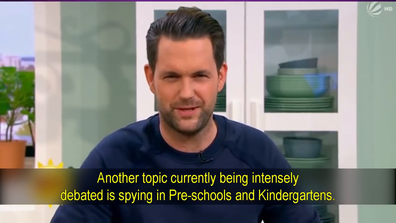 """(((Stasi))) preschools now in Germany to ferret out """"Racists""""!"""
