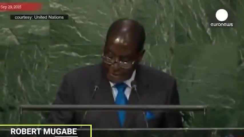 African leaders give their views about homosexuals.