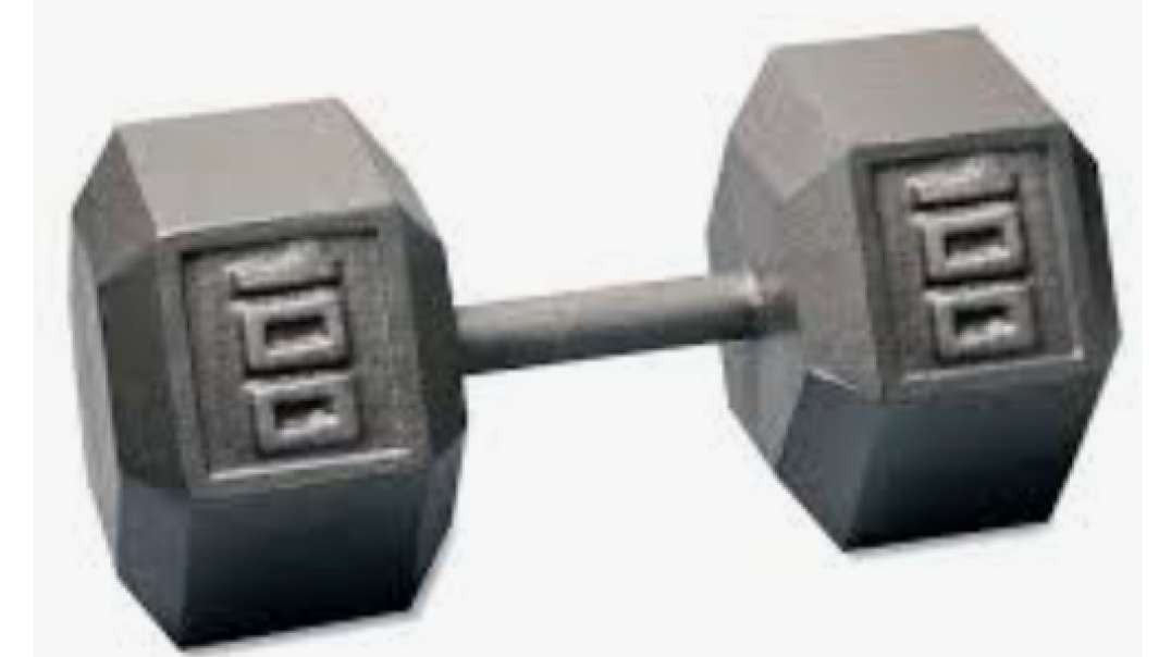 Get strong with one dumbbell