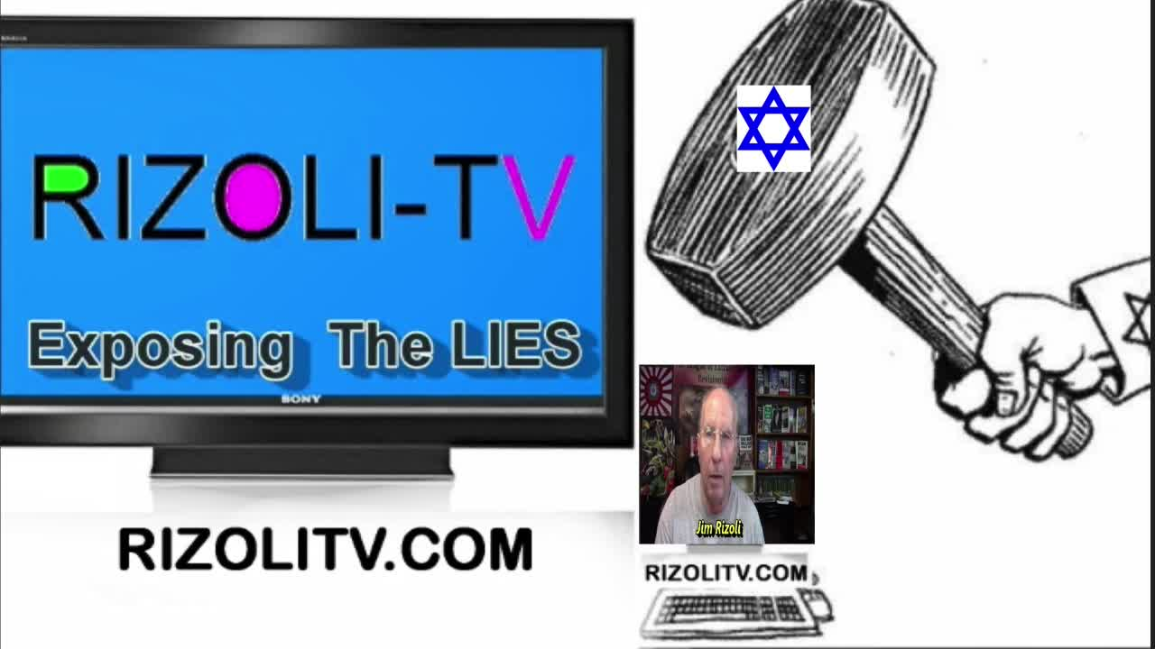 Jews in The News, (New Theme Song, HOAX Train, Graham Hart) July 25, 2021