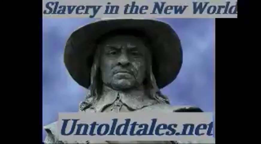 Untold Tales - Slavery in the New World