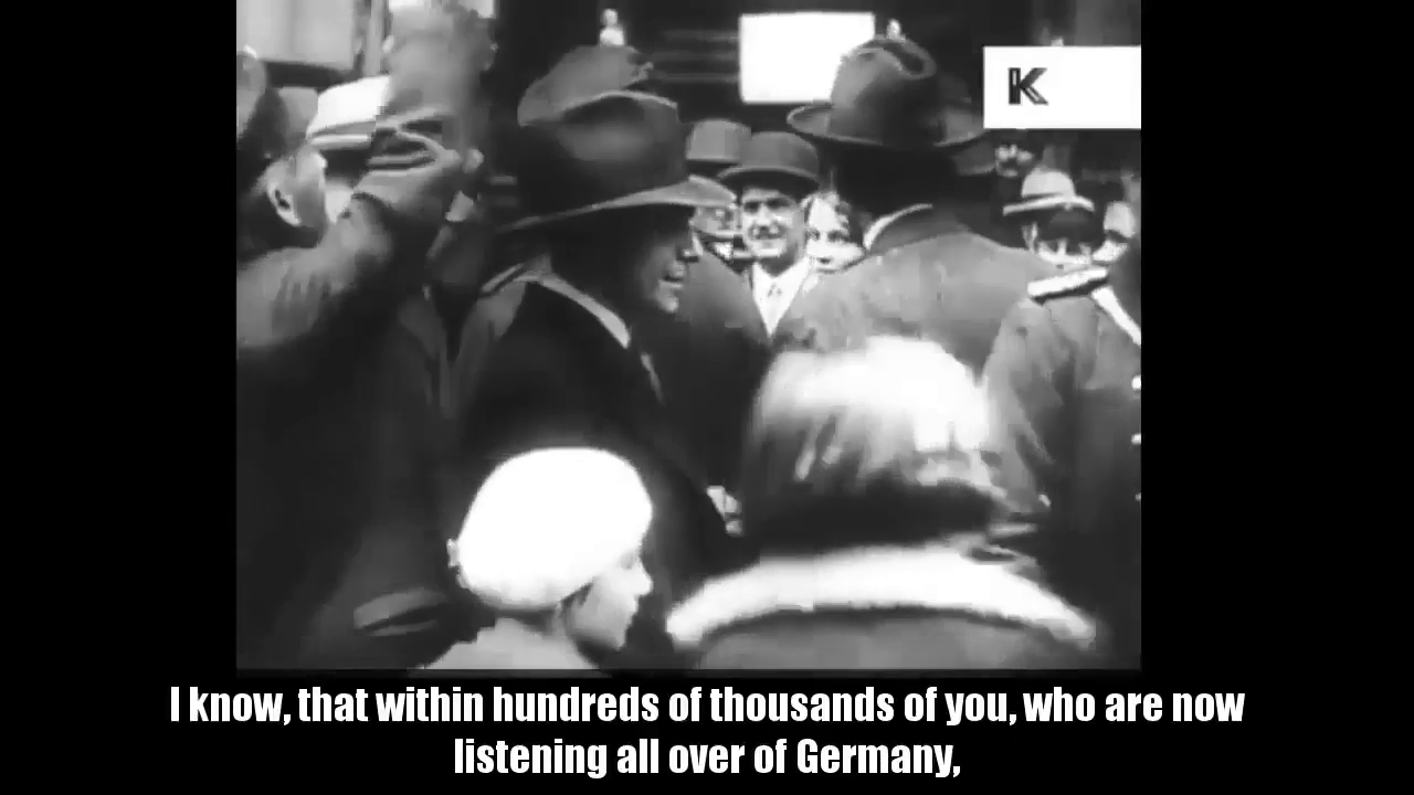The Greatness of Hitler and the Germany that he made