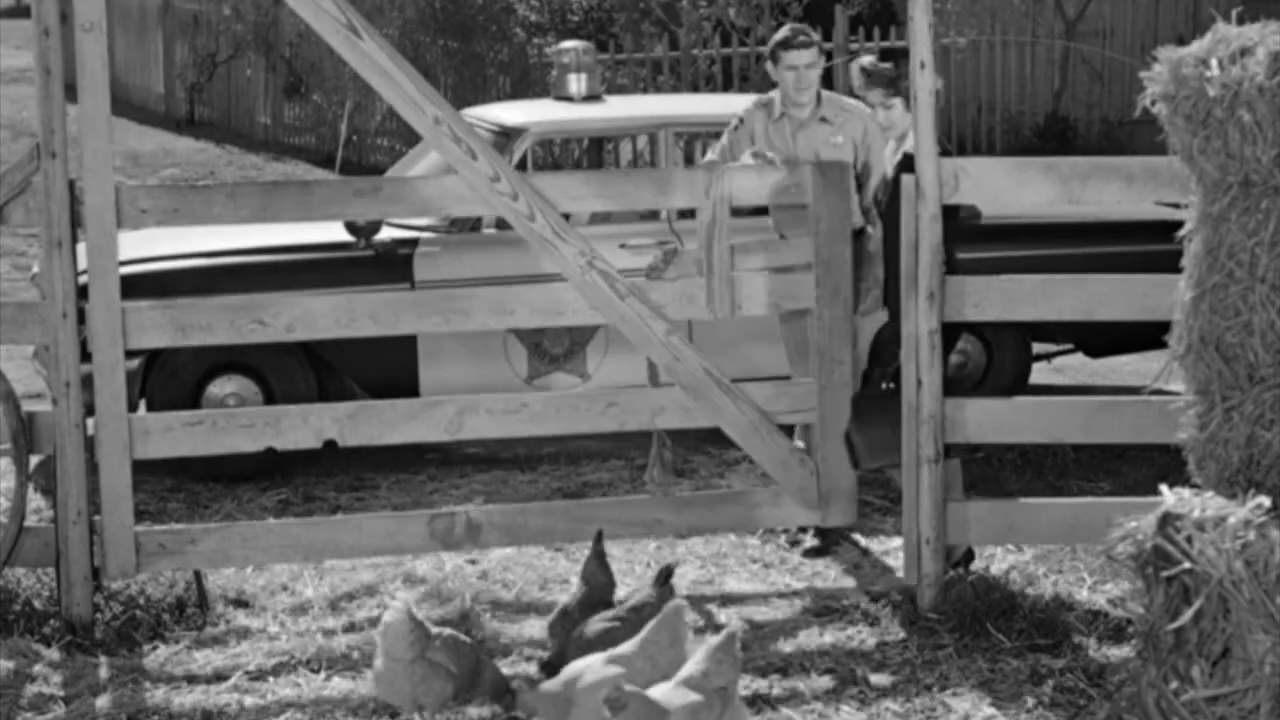 Evil episode of The Andy Griffith Show, first aired March 19th, 1962, over half a century before the covid operation.