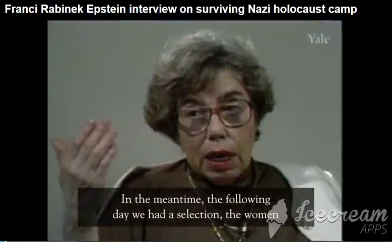 Holohoax Tales - Escaped gas chamber by pretending to be an electrician