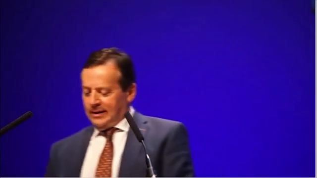 Sharon Binks at the UK Independence Party Conference Birmingham ICC 2018