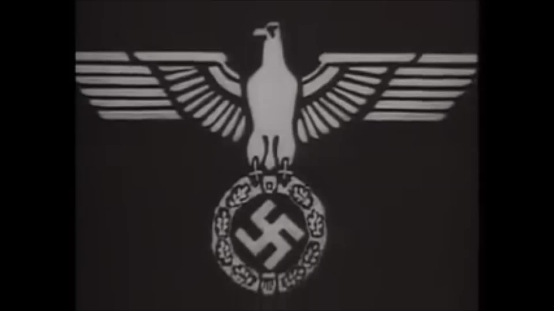 The Third Reich Television broadcasting