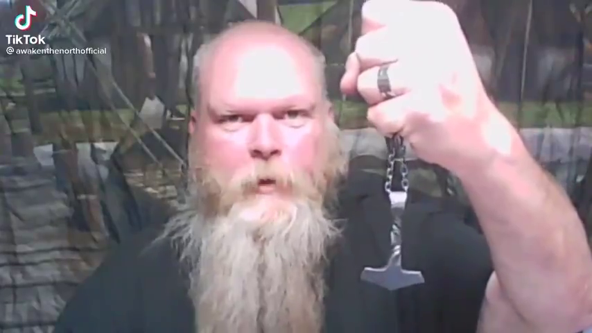 """Woke Pagans: """"This Is My Hammer, And I Am Not Racist"""""""