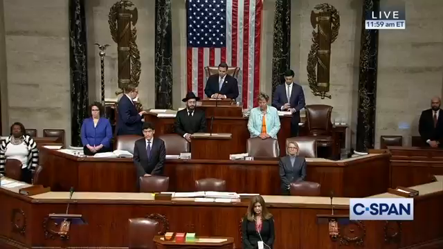 Rabbi tells congress who the real bosses are