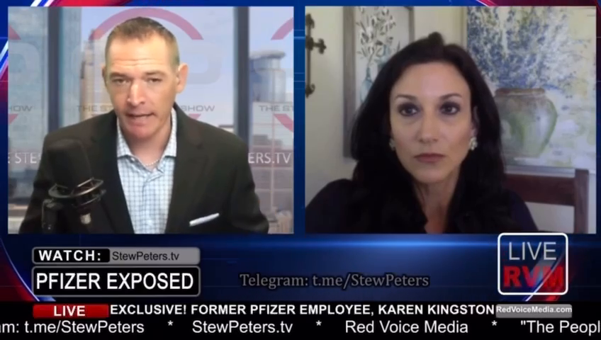 Former Pfizer Employee Confirms Poison in COVID 'Vaccine'