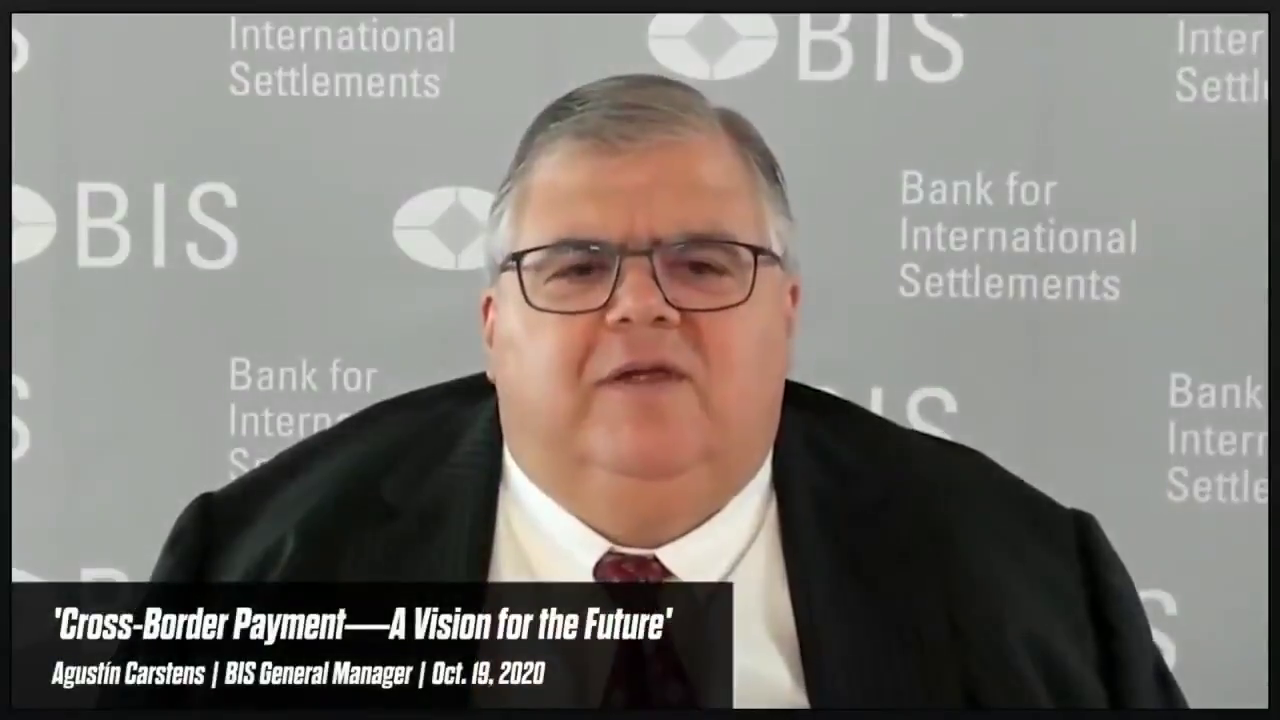 Head of BIS (the central bank of central banks) says in this video that they will have total control over how the people spend money through. CBDCs (Central Bank Digital Currencies)