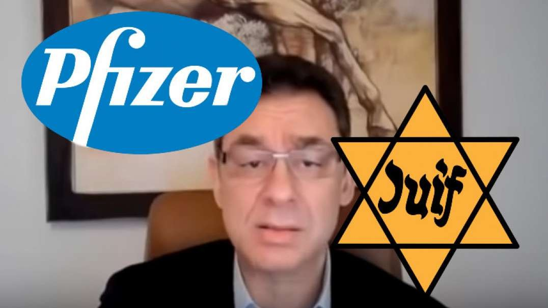 Holohoax Tales with Pfizer CEO Albert Bourla