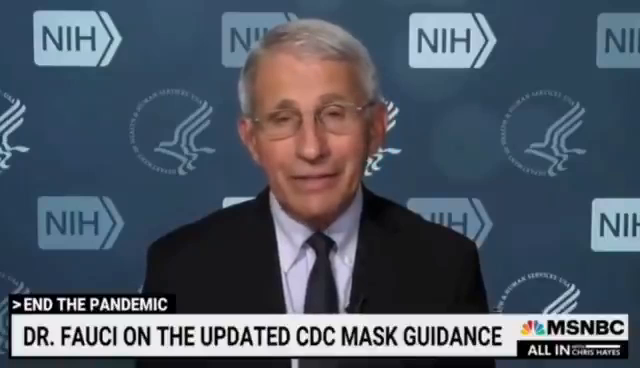 Fauci  confirms  that  the  CONYID-19  (((vaccines)))  don't  work,  and  the hundreds  of  millions  of  people  who  received  them  are  no  better  off  than  the unvaccinated!